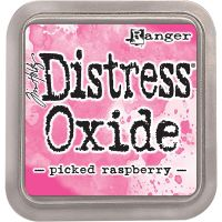 Tim Holtz Distress Oxide Ink Pad Picked Raspberry