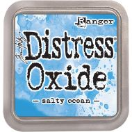 Tim Holtz Distress Oxide Ink Pad Salty Ocean