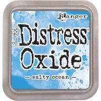 Tim Holtz Distress Oxide Ink Pad Salty Ocean