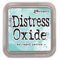 Tim Holtz Distress Oxide Ink Pad Salvaged Patina