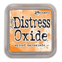 Tim Holtz Distress Oxide Ink Pad Spiced Marmalade