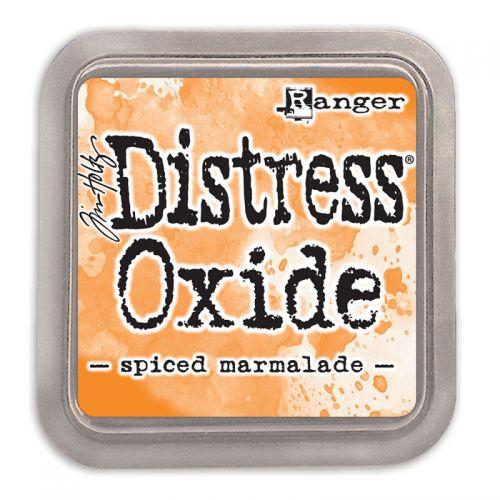 Tim Holtz Distress Oxide Ink Pad Spiced Marmalade