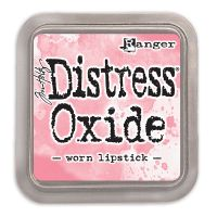 Tim Holtz Distress Oxide Ink Pads Worn Lipstick