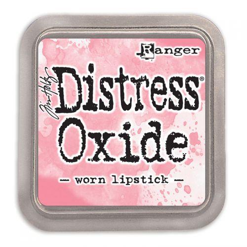Tim Holtz Distress Oxide Ink Pads Worn Lipstick