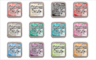 Tim Holtz Distress Oxide Ink Pads Release 2 Set