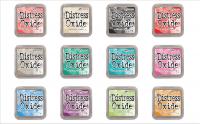 Tim Holtz Distress Oxide Ink Pads Release 2 Set