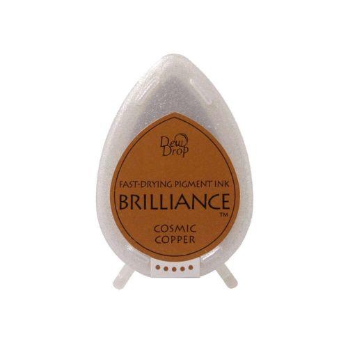Brilliance Dew Drop Ink Pad Cosmic Copper