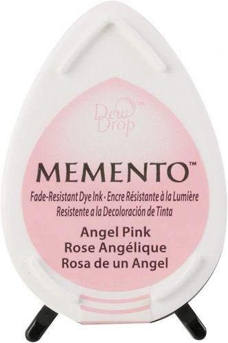 Memento Dew Drop Ink Pad Angel Pink