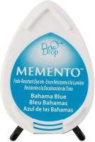 Memento Dew Drop Ink Pad Bahama Blue