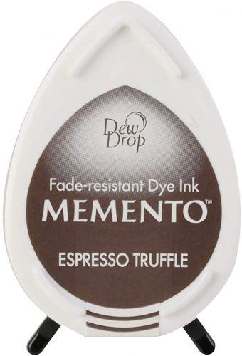 Memento Dew Drop Ink Pad Espresso Truffle