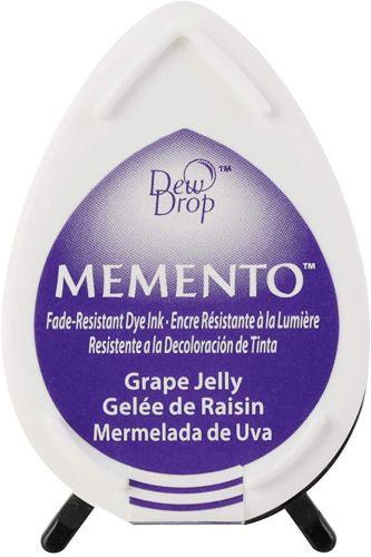 Memento Dew Drop Ink Pad Grape Jelly