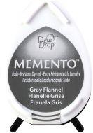 Memento Dew Drop Ink Pad Gray Flannel