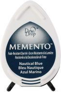 Memento Dew Drop Ink Pad Nautical Blue