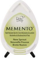 Memento Dew Drop Ink Pad New Sprout