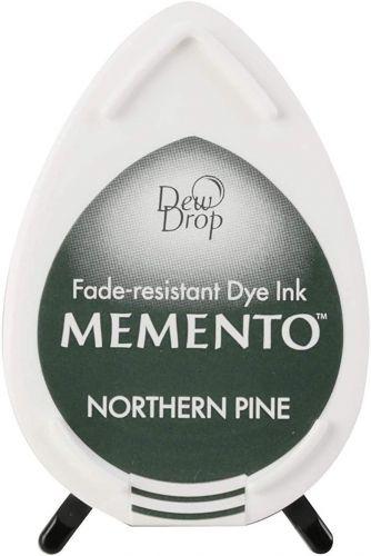 Memento Dew Drop Ink Pad Northern Pine