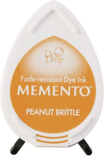 Memento Dew Drop Ink Pad Peanut Brittle