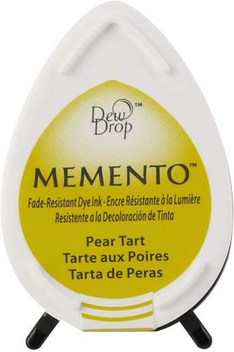 Memento Dew Drop Ink Pad Pear Tart