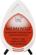 Memento Dew Drop Ink Pad Potters Clay