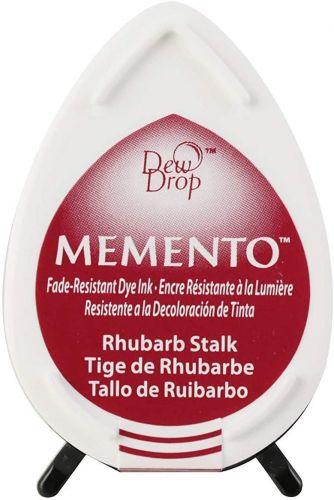 Memento Dew Drop Ink Pad Rhubarb Stalk