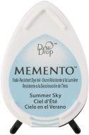 Memento Dew Drop Ink Pad Summer Sky