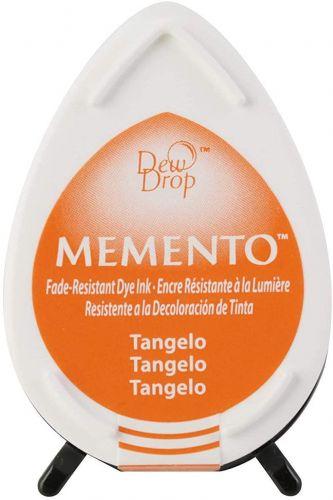 Memento Dew Drop Ink Pad Tangelo