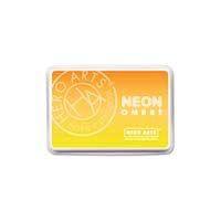 Hero Arts Neon Ombre Ink  Pad Yellow to Orange
