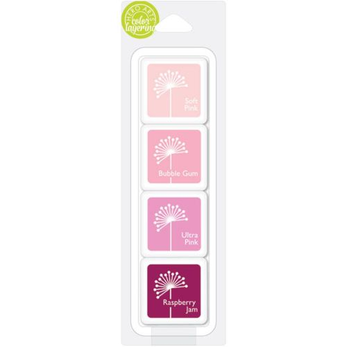 Hero Arts Colour Layering Ink Pads Shades of Pink (OUT OF STOCK)