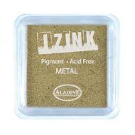 Izink 5cm Pigment Ink Pads Gold
