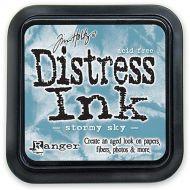 Tim Holtz Distress Ink Pad Stormy Sky