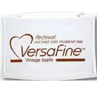 Versafine Vintage Sepia Ink Pad