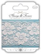 Floral Notes Lace Ribbon