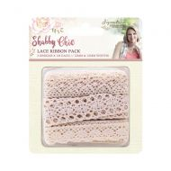 Shabby Chic Lace Ribbon Pack
