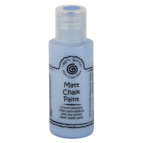 Cosmic Shimmer Matt Chalk Paint Corinth Blue