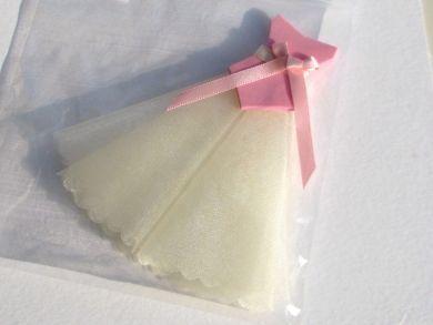 Miniature Pink Ballgown