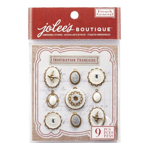Mother of Pearl Embellishments