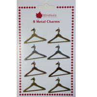 Metal Coat Hanger Charms