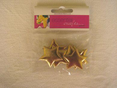 Gold Padded Stars