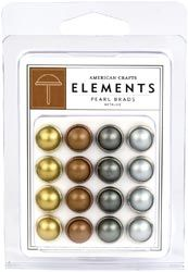 Pearl Brads Metallics (OUT OF STOCK)