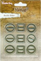 Vintage Buckle Sliders