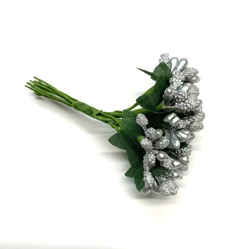 Silver Berry Clusters (OUT OF STOCK)