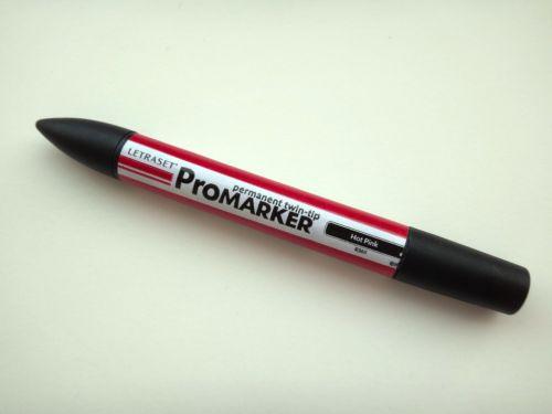 Letraset ProMarker Dual Tip Hot Pink
