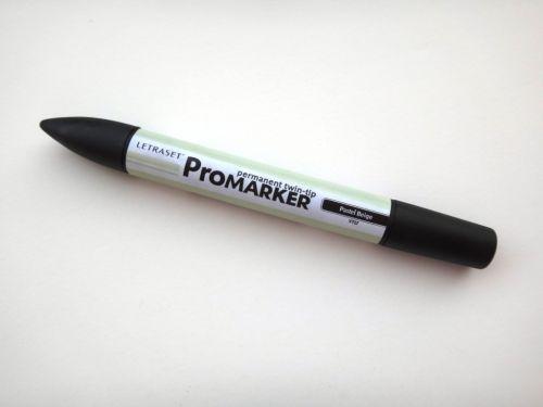 Letraset ProMarker Dual Tip Pastel Beige