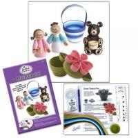 Miniatures 101 Quilling Kit