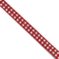 Gingham Ribbon Red