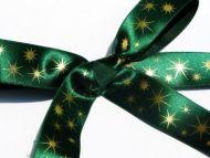 Green Stargaze Ribbon