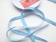 Tape Measure Ribbon Blue