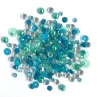 Sparkletz Sea Level Sequin and Crystal Mix