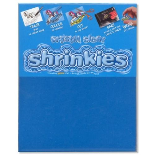 Shrink Plastic Clear