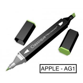 Spectrum Noir Classique Markers Greens