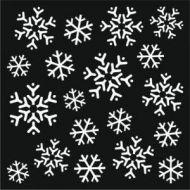 Snowflake Stencil 15 x 15cm